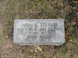 Sarah G. <I>Stewart</I> Pilsch