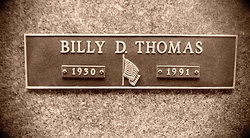 Billy D. Thomas