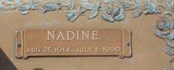 Emma Nadine <I>Belch</I> Meeks