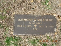 Raymond W Wilborne