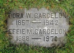 Dora W. Garcelon