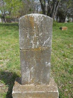 Benjamin Hurd