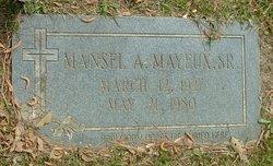 Mansel Anthony Mayeux, Sr