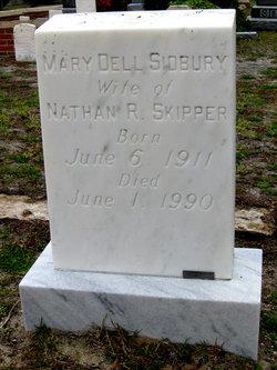 Mary Dell <I>Sidbury</I> Skipper