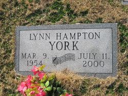 Lynn Hampton York