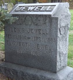 Elizabeth <I>Kendall</I> Jewell