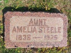 Amelia <I>Hitt</I> Steele