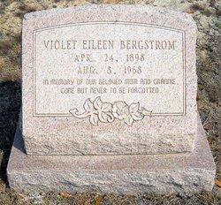 Violet Eileen Bergstrom