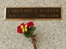 Caroline J Hardin