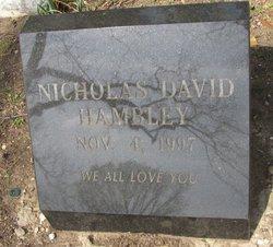 Nicholas David Hambley