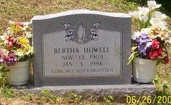 Bertha Howell
