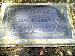 Annie Lenora <I>Brittle</I> Taylor