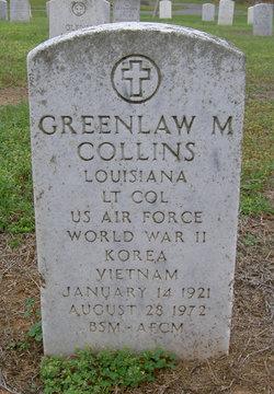 LTC Greenlaw M. Collins