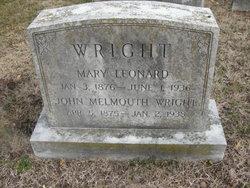 John Melmouth Wright