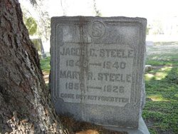 Jacob C Steele
