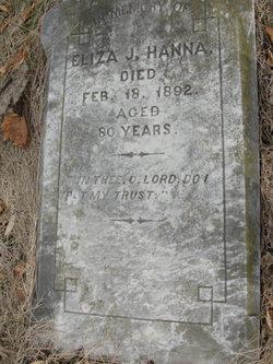 Eliza J. Hanna