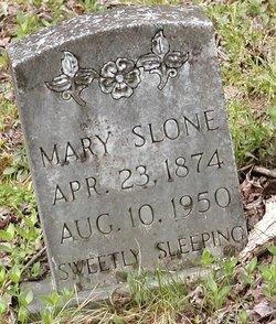 Mary Slone