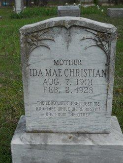 Ida Mae Christian