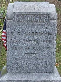 E B Harriman