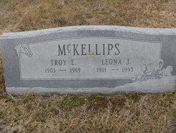 Leona Josephine <I>Byrom</I> McKellips