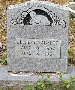Jeffery Tackett