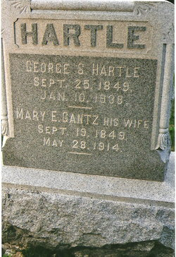 George Samuel Hartle