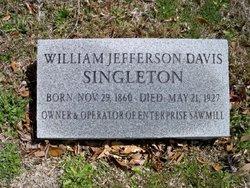 William Jefferson Davis Singleton
