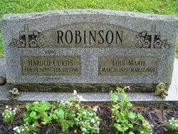 "Harold Curtis ""Hoag"" Robinson"