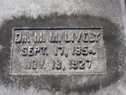 Dr Mark Madison Lively