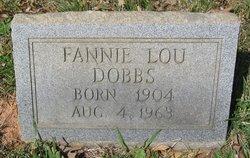 Fannie Lou Dobbs