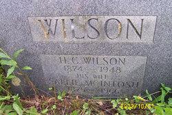 Harvey Columbus Wilson