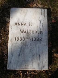 Anna I. <I>Stuber</I> Walshock