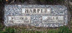 Ella M. Harper