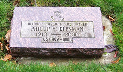Phillip H Klenman