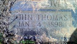 John Thomas McCray