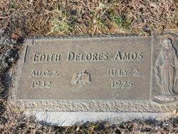 Edith Delores Amos