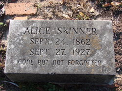 Alice Skinner