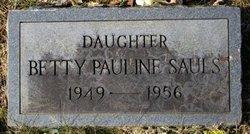 Betty Pauline Sauls