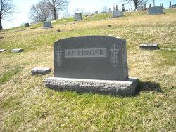 Rev Kenneth Gordon Killinger
