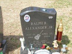 Ralph R Alexander, Jr