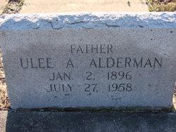 Ulee A Alderman