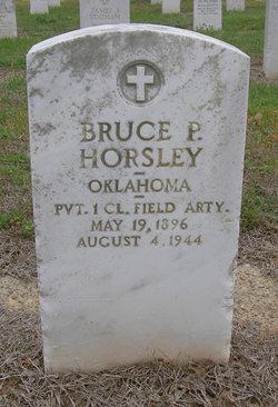 Bruce Parrish Horsley