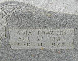Adia <I>Edwards</I> Cook