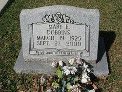 Mary E Dobbins