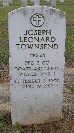 Joseph Leonard Townsend