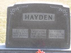 Cleta <I>Harley</I> Hayden
