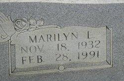 Marilyn <I>Lotz</I> Dabbs
