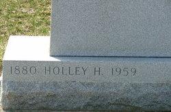 Holley H. Pansing