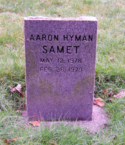 Aaron Hyman Samet