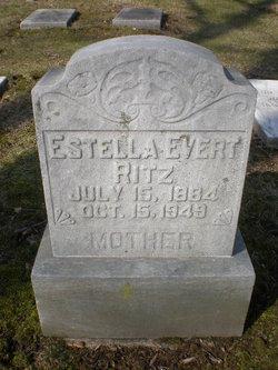 Estella <I>Achey</I> Evert Ritz